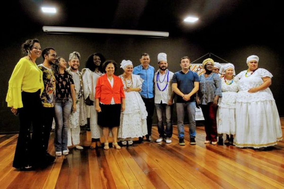 Cultura Negra Estaiada na Ponte agora faz parte do calendário estadual de eventos. Foto: Francisco Leal