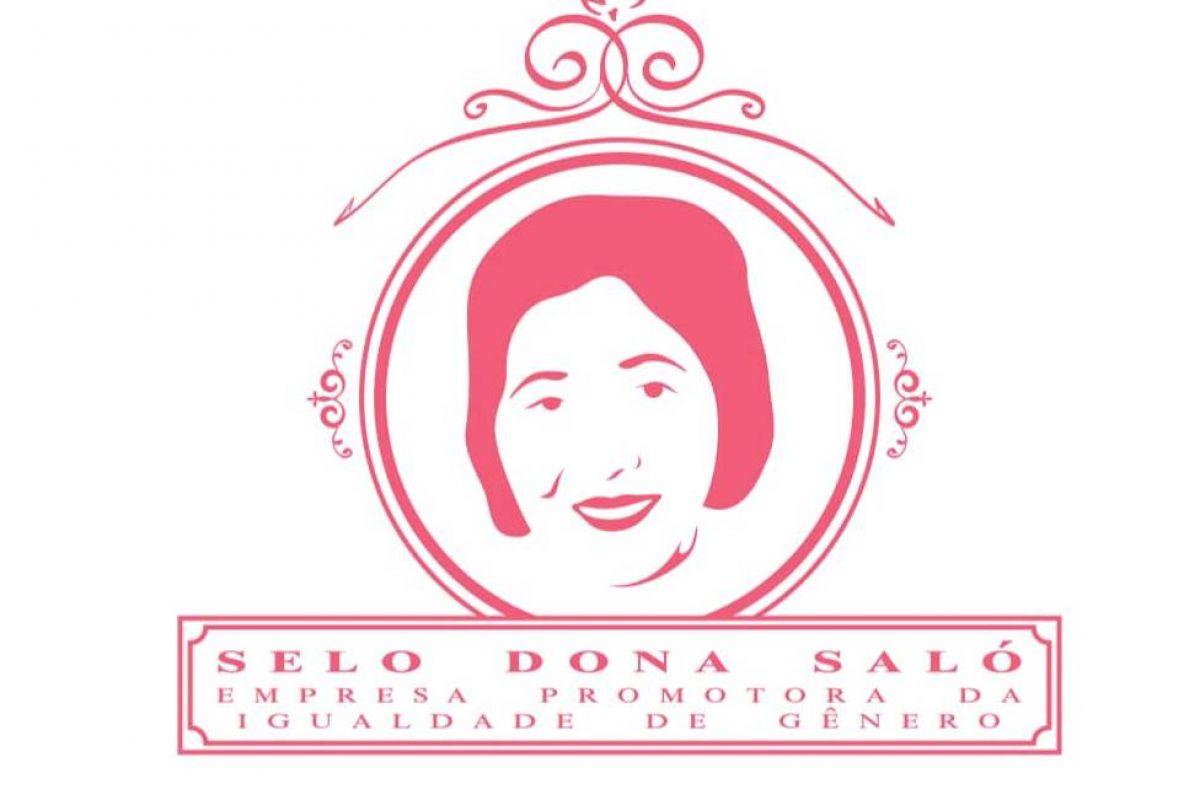 Selo é uma homenagem à Maria Salomé Silva Rabelo, empresária conhecida em Teresina na década de 60. Foto: Divulgação