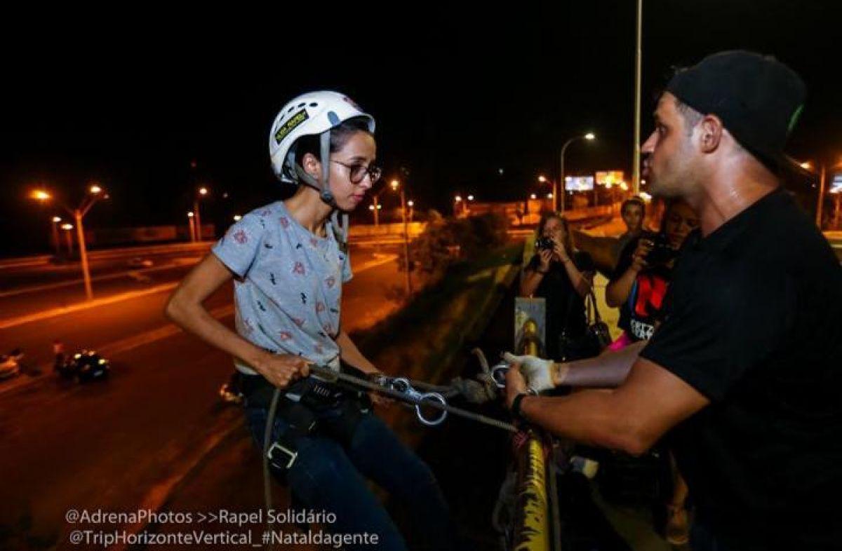 Rapel Solidário - Foto: Divulgação