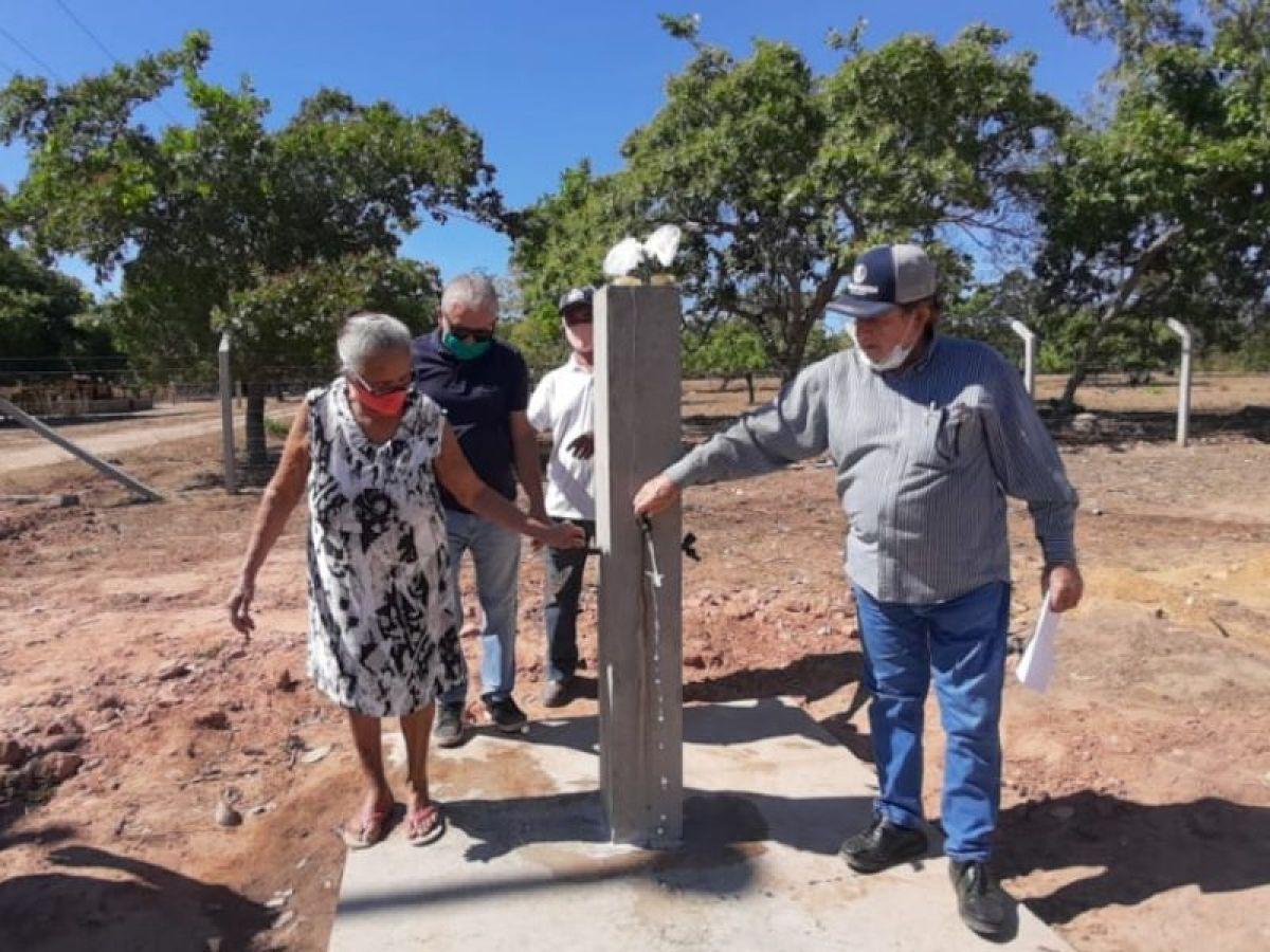 Prefeitura de Uruçuí irá construir mais 12 poços para abastecer zona rural