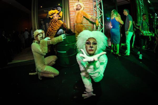 A grande festa: Lumière 2018