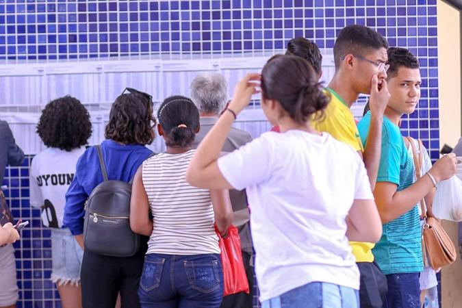 Enem: 52,6% dos estudantes do Piauí fazem prova; confira como foi a aplicação