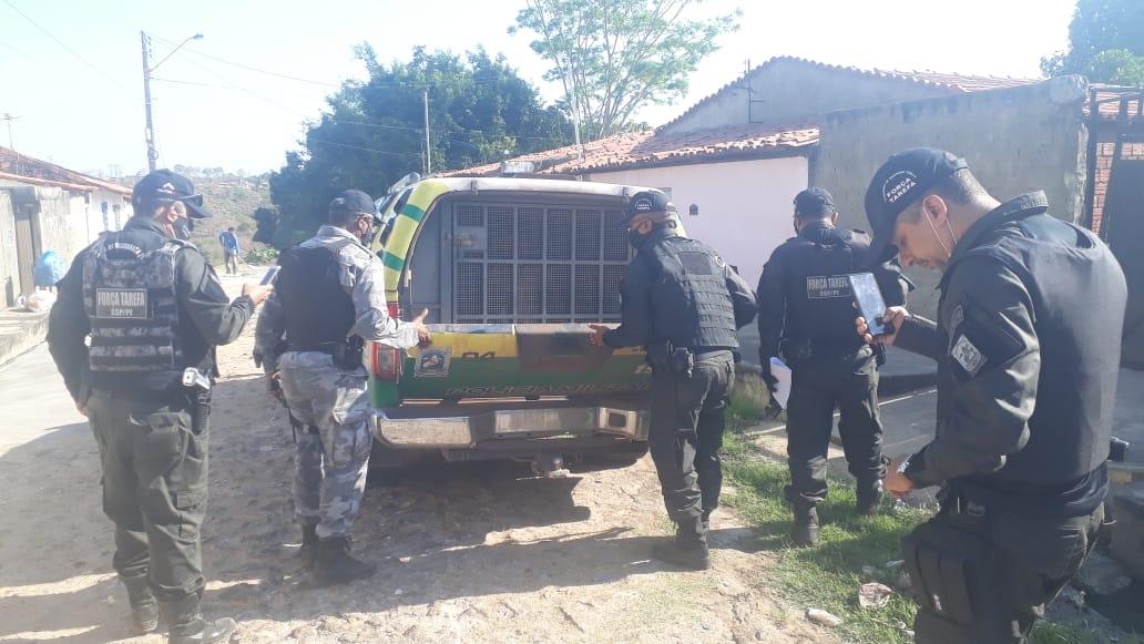 """Operação """"Segue o Exercício"""": Polícia Civil deflagra cumpre 15 mandados de prisão na capital"""