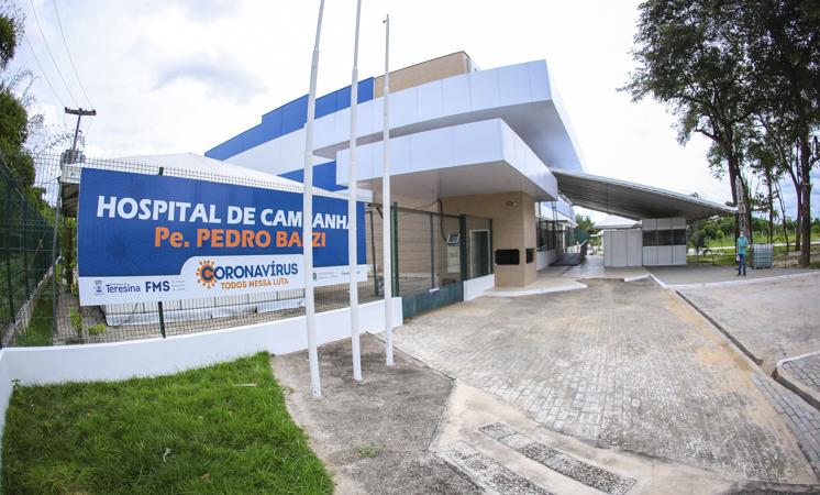 Hospital de Campanha Padre Pedro Balzi é fechado