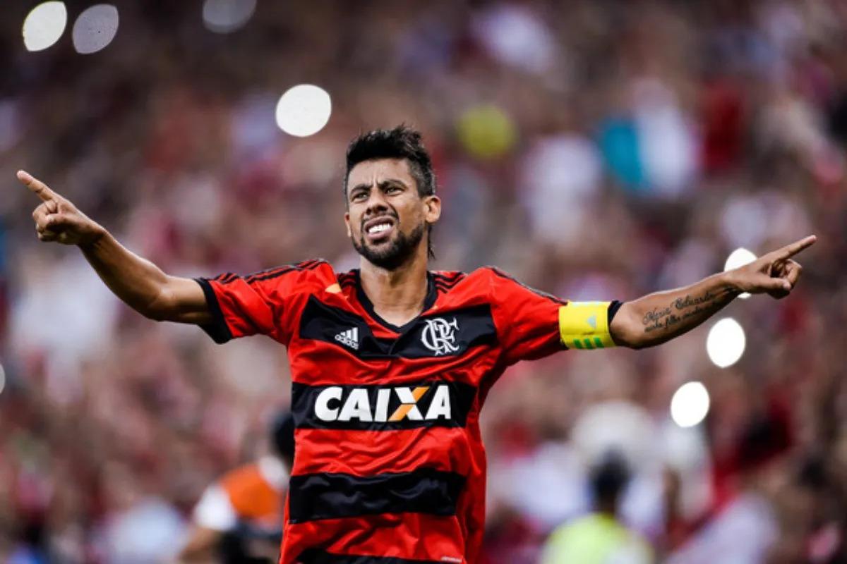 Ídolo do Flamengo, Léo Moura é contratado por time piauiense para disputar a Libertadores