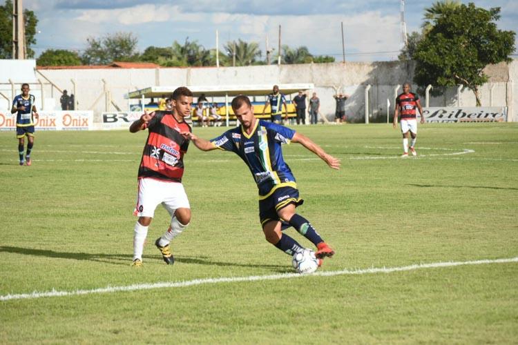 Times piauienses empatam sem gols em rodada na Série D