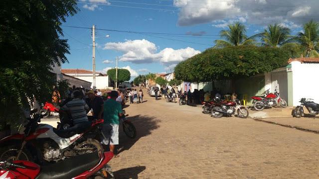 Filho de vereador é suspeito de matar homem com 5 tiros em Alagoinha