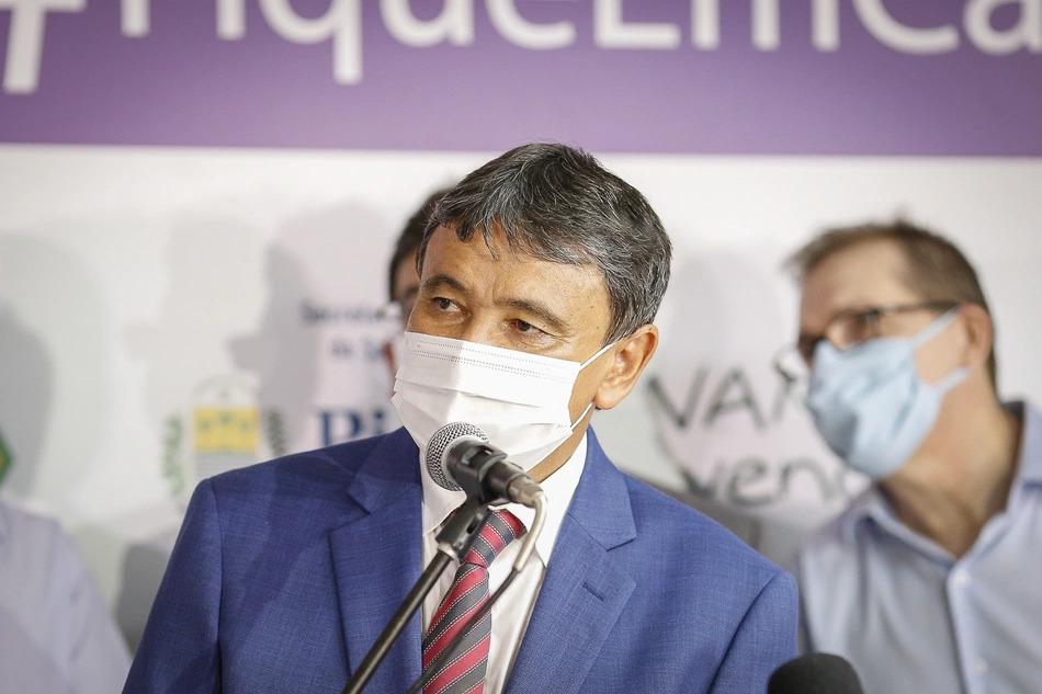 Em ofícios, governador Wellington Dias solicita ao presidente prorrogação da calamidade pública