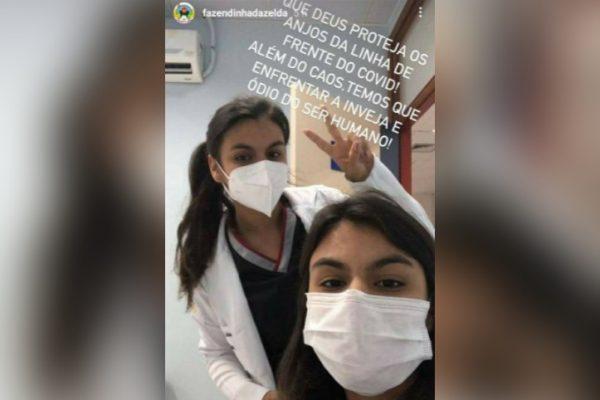 MP investiga irmãs que teriam furado fila da vacina em Manaus