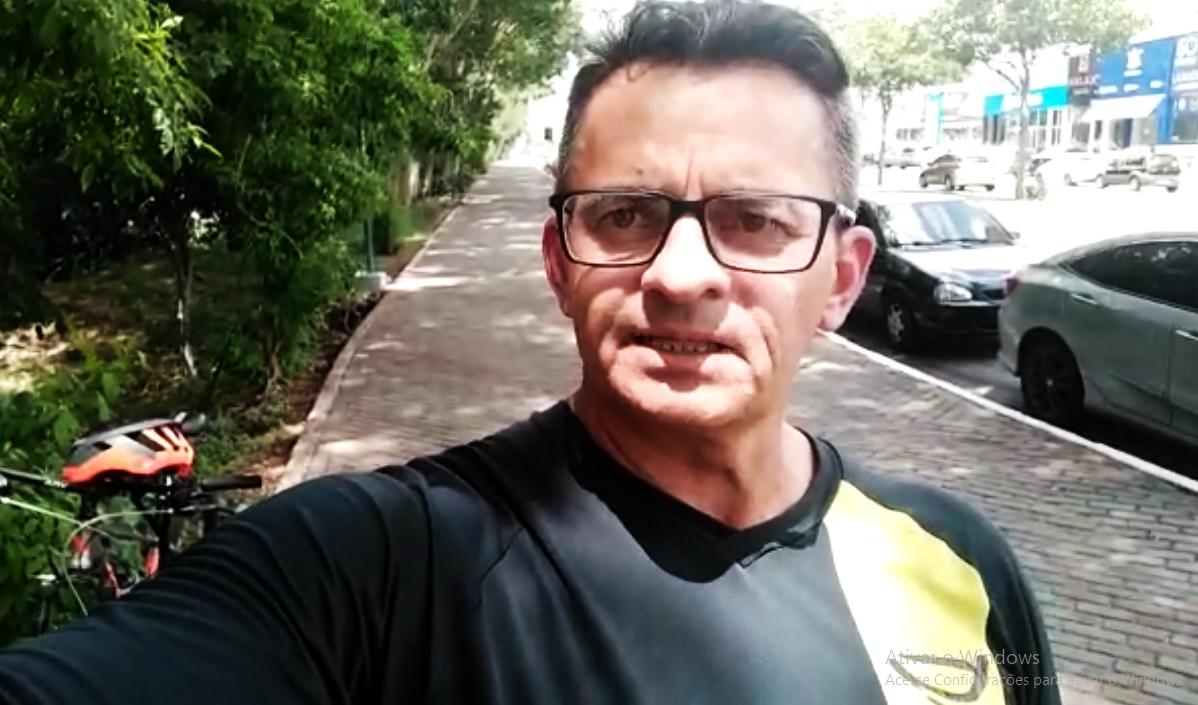 Demóstenes Ribeiro faz apelo para interdição de trecho da Raul Lopes aos domingos