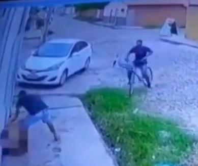Mulher é agredida durante assalto na zona sul de Teresina