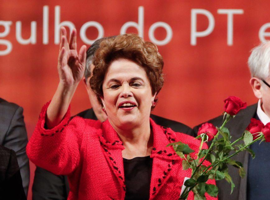 """Ex-presidente Dilma recusa convite de Doria para ser vacinada: """"Não vou furar a fila"""""""