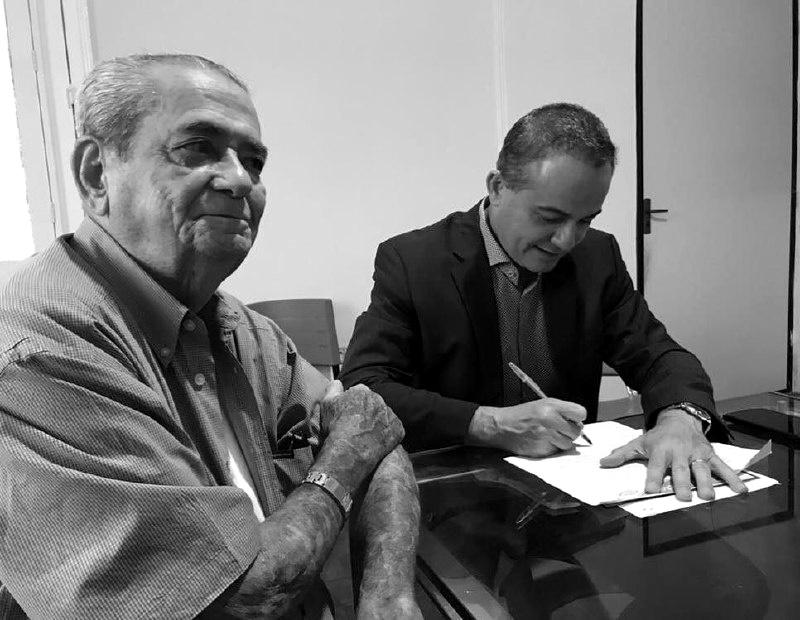 João Henrique Rebelo morre aos 90 anos no Hospital São Marcos
