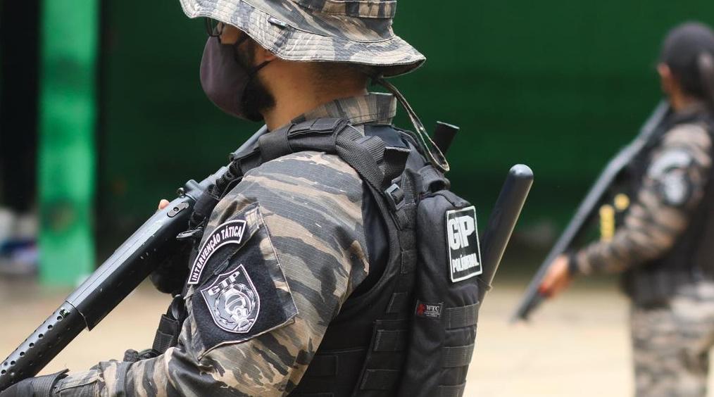 Polícia Penal apreende drogas e ferros durante vistoria na Penitenciária de Picos