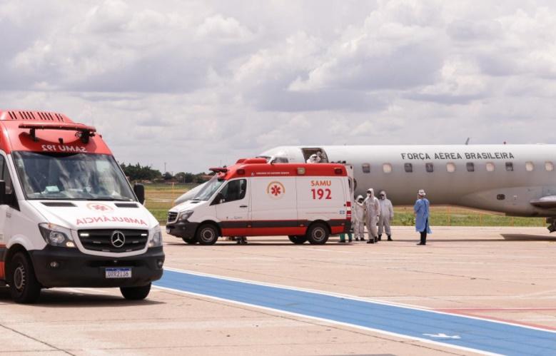 HU da UFPI vai receber mais 15 pacientes com Covid-19 de Manaus