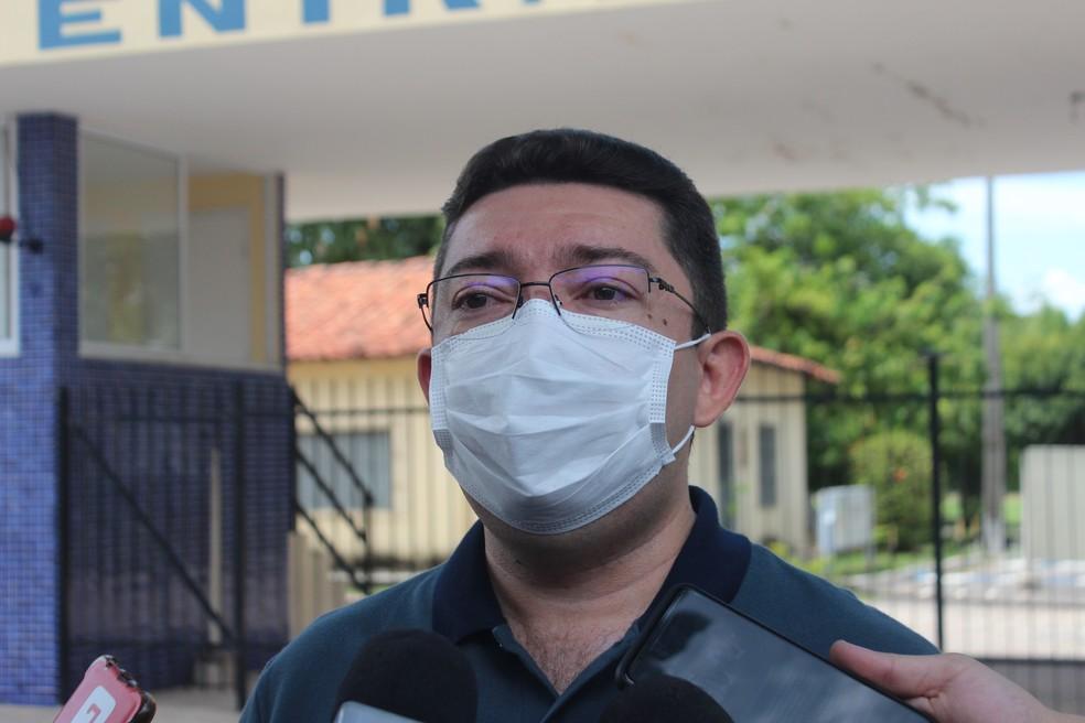 Abstenção é maior no segundo dia de Enem no Piauí, diz secretário de educação