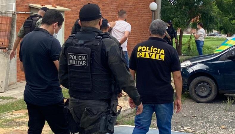Acusado de roubo é preso em local de prova do Enem em Teresina