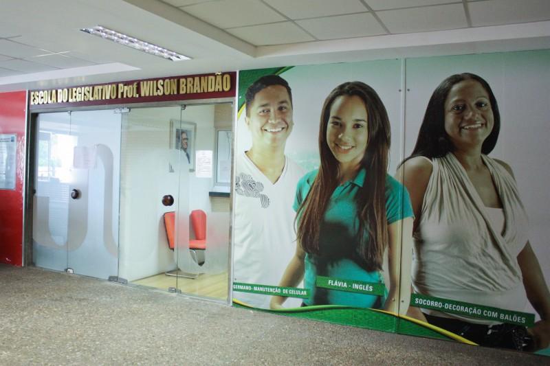 Escola do Legislativo oferece cursos de qualificação em Teresina