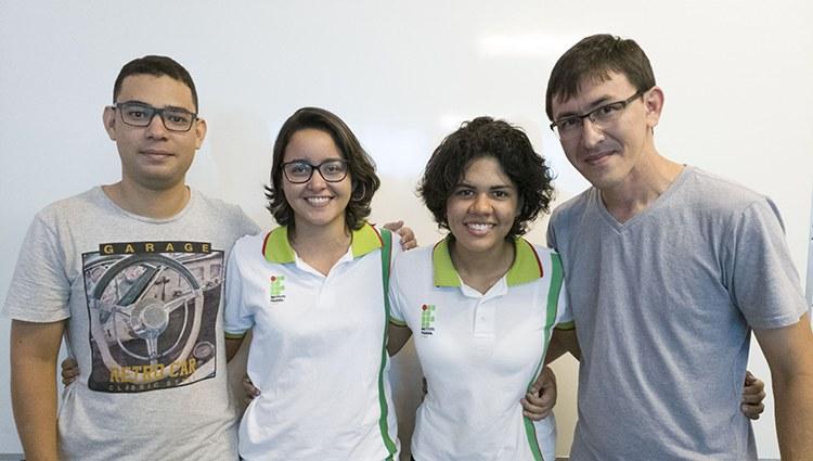Estudantes do IFPI são finalistas de competição da Microsoft