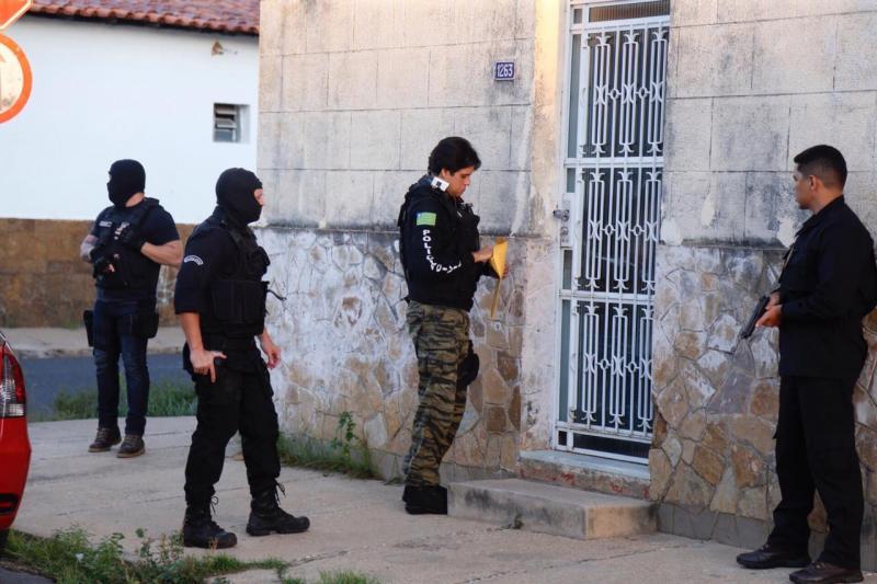 Polícia cumpre mandados em operação contra pedofilia no Piauí em outros estados