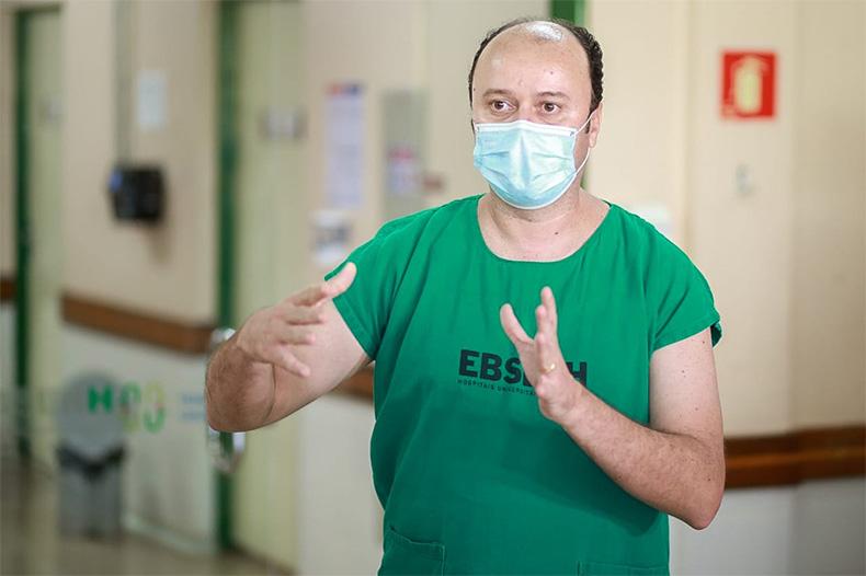 Piauiense é diagnosticado com variante do Coronavírus na Turquia, informa diretor do H.U.