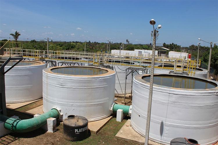 Estação de Tratamento de Água será inaugurada hoje na Zona Norte