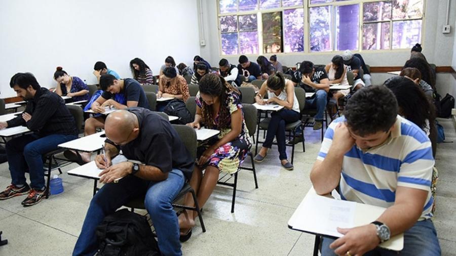 Mais de 81% buscam certificação do ensino médio