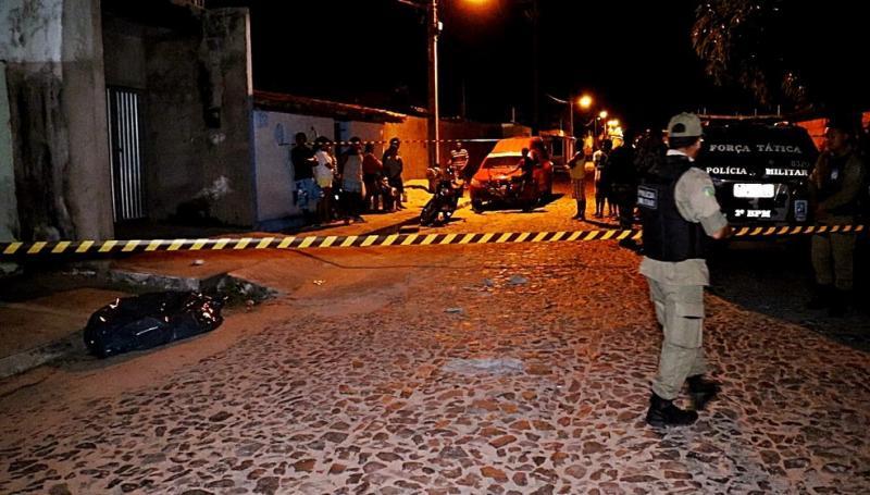 Homem é assassinado por vizinho em Parnaíba