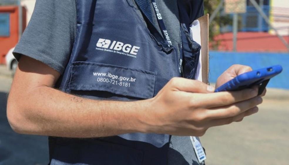 IBGE vai lançar edital com 3 mil vagas para de recenseador e agente censitário no Piauí