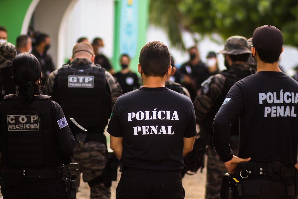 Governo do Piauí autoriza nomeação de novos policiais penais