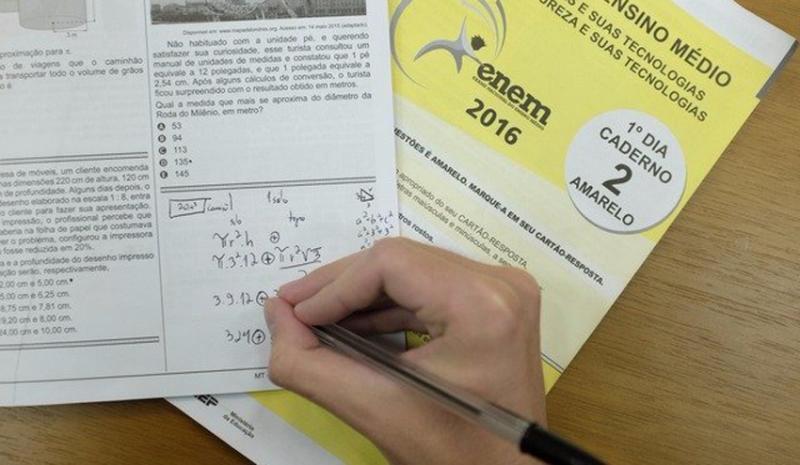 Uespi abre inscrições para preparatório do Enem