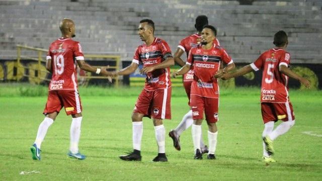STJD multa o River por atraso em jogo na pré-Copa do Nordeste