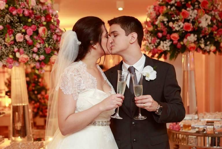 Cobertura Exclusiva do Casamento dos Advogados Marcelo Campelo Magalhães e Adélia Mourão Leite.