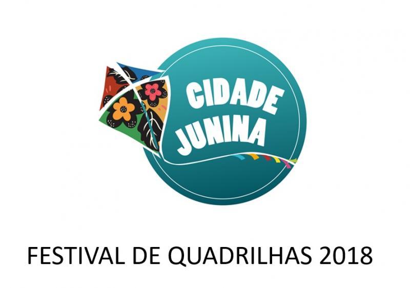 Confira a ordem de apresentação das quadrilhas no Cidade Junina 2018