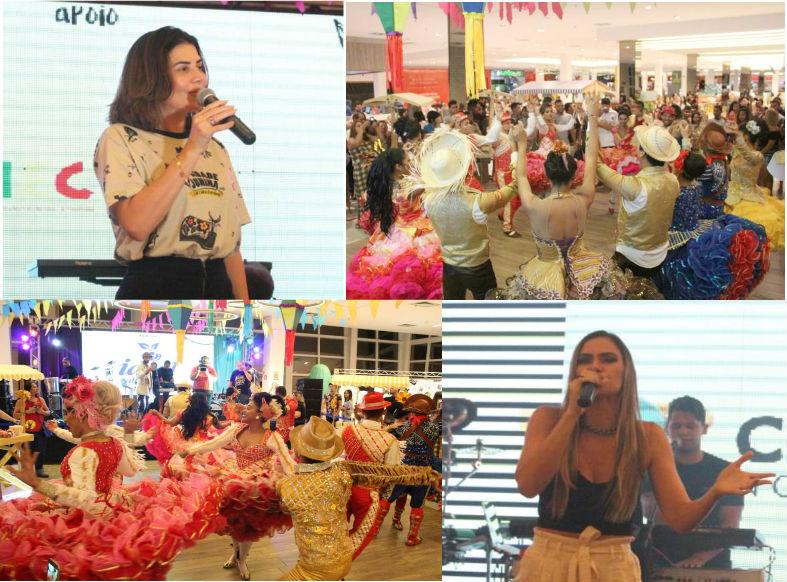 Lançamento do Cidade Junina 2018 mostra porque o evento é o maior do Piauí