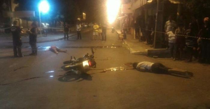 Jovens são executados a tiros no bairro Promorar