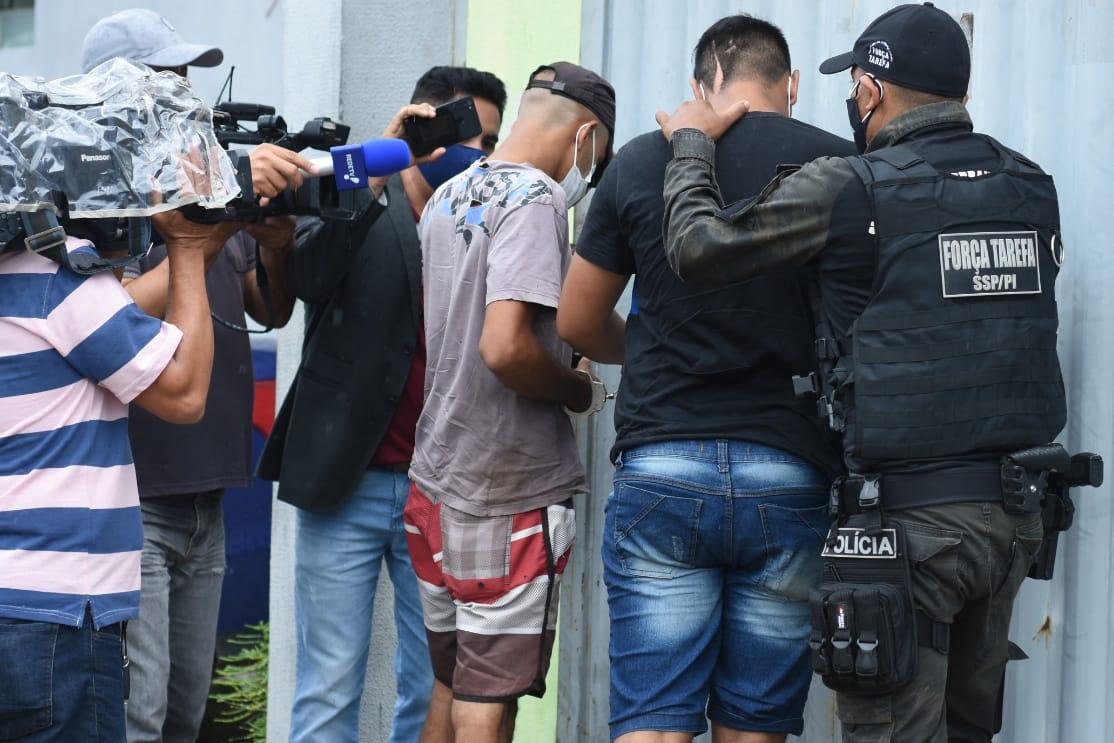 Polícia prende quadrilha que vendia na internet motocicletas roubadas