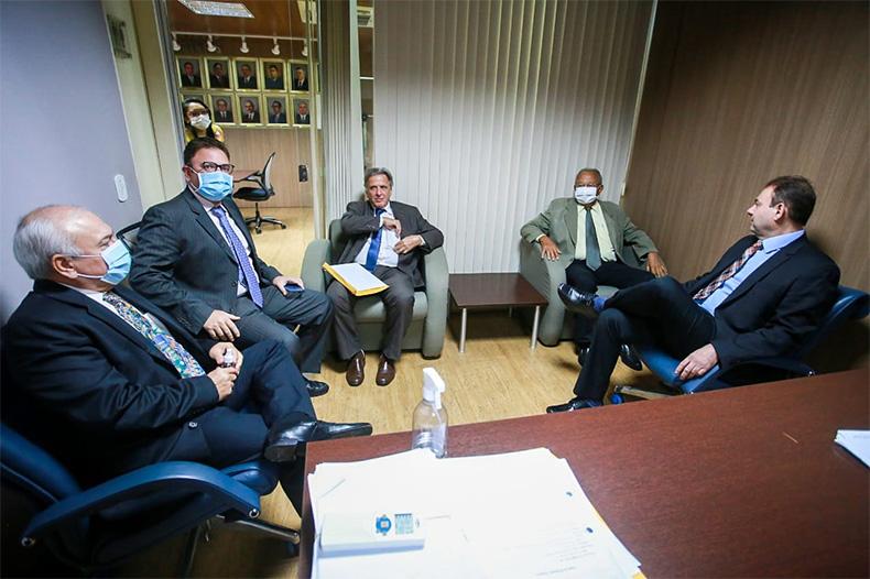 Dr. Pessoa vai à Câmara Municipal de Teresina tratar da reforma administrativa