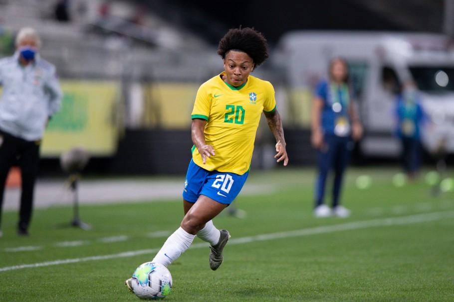 Atacante piauiense é convocada para a seleção brasileira de futebol