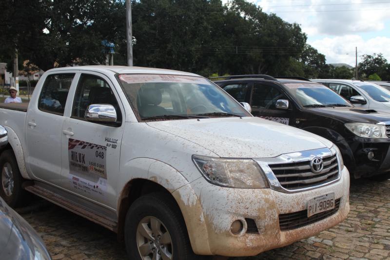Motoristas se aventuram em mais uma edição da Hilux Expedition