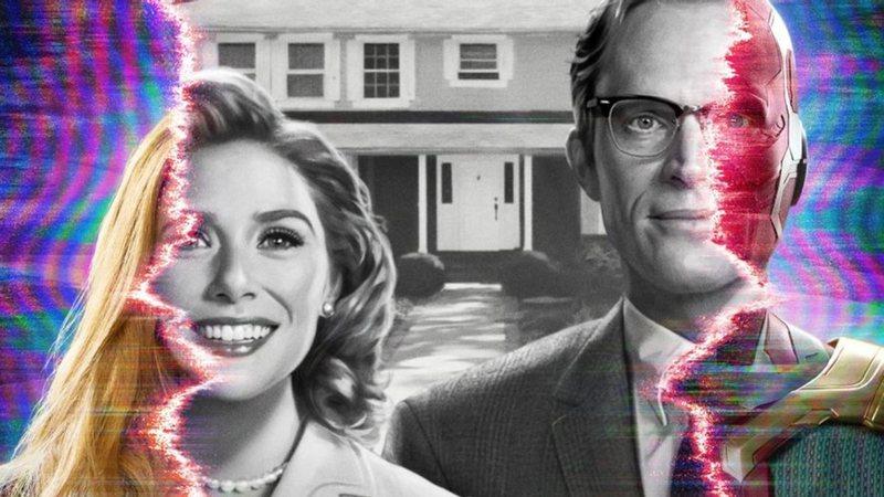 WandaVision se torna a série mais assistida no mundo em apenas 1 mês do lançamento