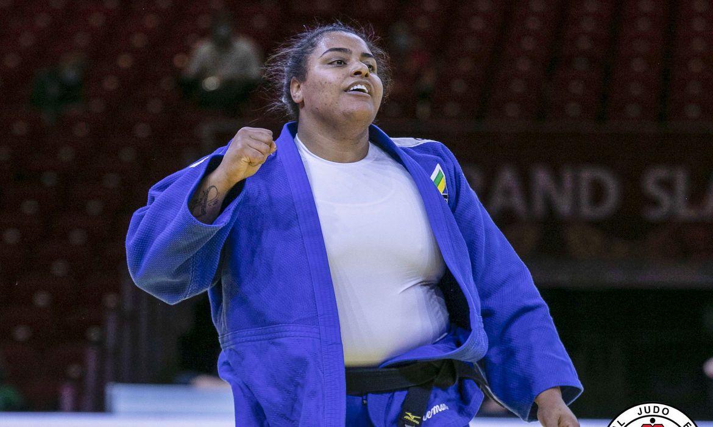 Maria Suelen fatura primeira medalha do Brasil em 2021