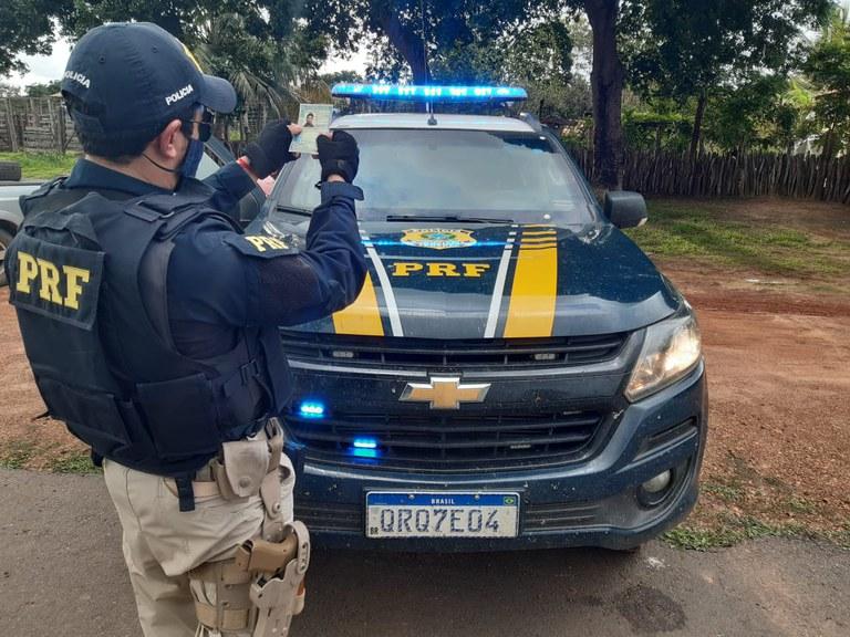 Homem é preso após apresentar CNH falsa durante no município de Jerumenha
