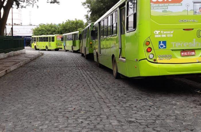 Sintetro diz que a greve dos motoristas de ônibus deve acabar hoje