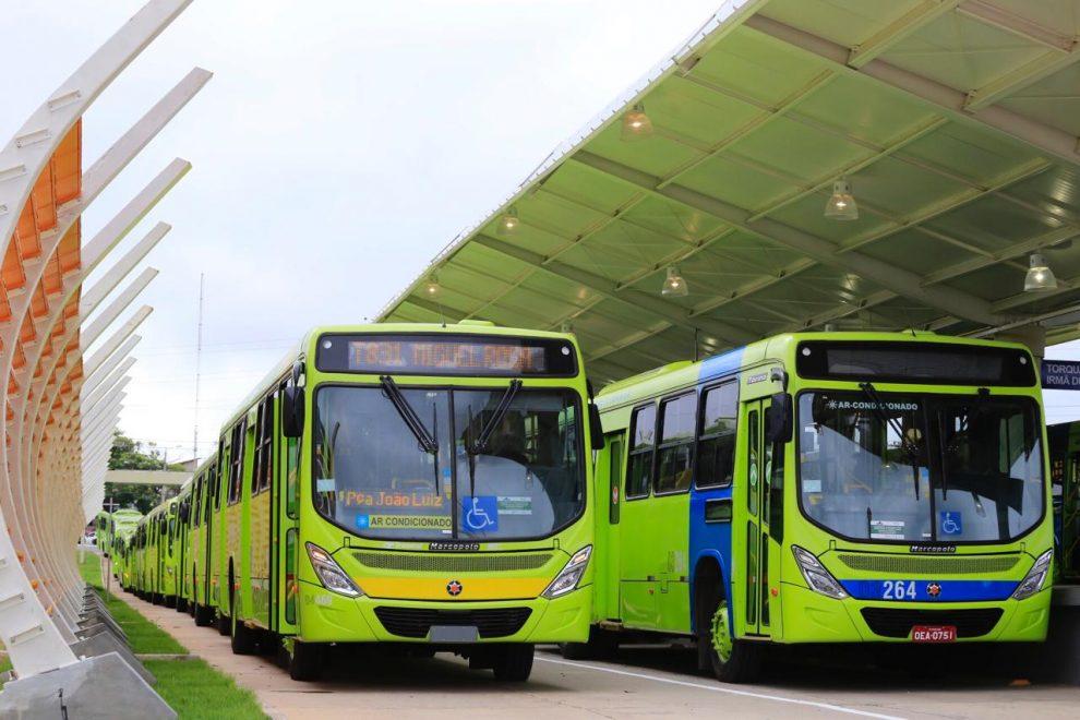 Sem acordo com o Setut, greve dos motoristas continua em Teresina