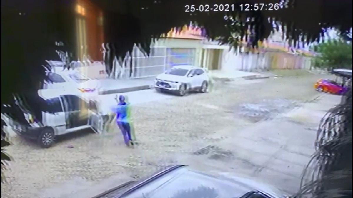 Empresário é assaltado na porta da própria residência na zona sul de Teresina