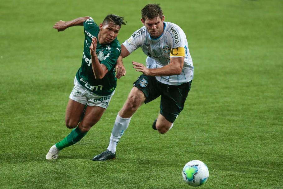 Palmeiras x Grêmio: quem leva a melhor em mata-mata na história?