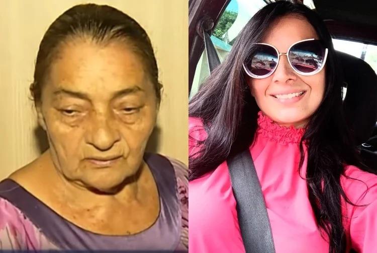 Mãe de Izadora Mourão é hospitalizada após sofrer acidente doméstico