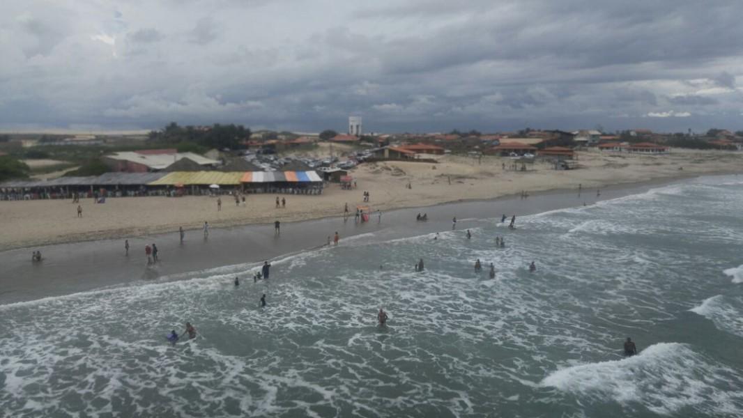 Excursões para pontos turísticos são suspensas em Luís Correia