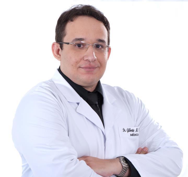 Médico Gilberto Medeiros morre vítima de complicações causadas pela Covid-19